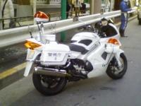 Police Motorcycle -Shirobai- 2.jpg